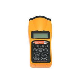 新竹市 (數位顯示) CP-3007 超聲波/紅外線 測距儀/電子尺/雷射測試距離工具 (帶溫度顯示-可計算面積)