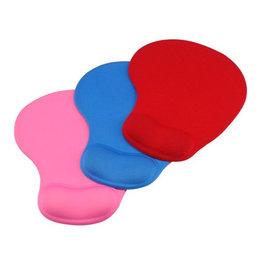 矽膠護腕滑鼠墊 優質護腕滑鼠墊 柔軟舒緩式凝膠軟護腕墊