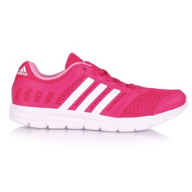 ADIDAS breeze 101 2 W 女慢跑鞋(免運 避震 路跑 愛迪達【02015602】≡排汗專家≡