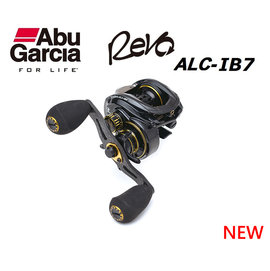 ◎百有釣具◎瑞典Abu Garcia Revo 小烏龜捲線器  ALC-IB 7(右手捲)/ ALC-IB 7-L(左手捲) 淡海全對應 新世代微拋+超泛用型小烏龜