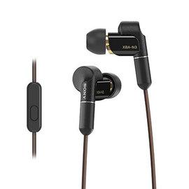 SONY XBA~A3 密閉入耳式耳機 16mm 動態型驅動單體 全音域平衡電樞單體 x1