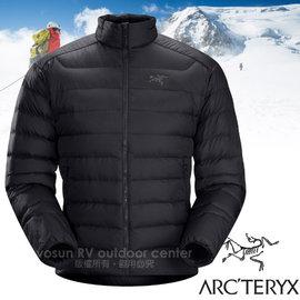 【加拿大 Arc'teryx 始祖鳥】Thorium AR Jacket 男款750 fill 輕薄保暖羽絨衣.羽絨外套.鵝絨外套.羽絨夾克/保暖.輕量.耐磨/17226 黑
