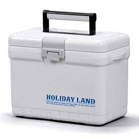 ◎百有釣具◎SHINWA HOLIDAY LAND 日本伸和假期冰桶 CBX-7L 高保冷冰箱 7升 日本製造 顏色隨機出貨