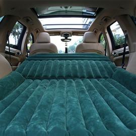 車震床SUV後備箱車載旅行充氣床墊翼虎CRV RAV4 SUV車震床汽車充氣墊床igo