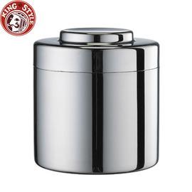 金時代書香咖啡 Tiamo 茶葉罐 儲豆罐 135g