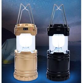 多功能LED馬燈/露營燈/應急燈/帳篷燈/手提燈/手電筒 **太陽能款**