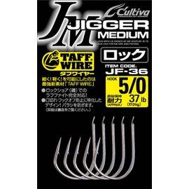 ◎百有釣具◎OWNER Cultiva JF-36 (NO.11741)鐵板鉤 規格:#2/0、#3/0、#4/0、#5/0、#6/0、#7/0、#9/0