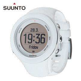 【平行輸入台灣現貨供應】芬蘭 SUUNTO Ambit3 Sport GPS運動腕錶【附心跳帶】跑步•三鐵-白
