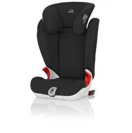 【紫貝殼】『GCB08-1』Britax - Romer KIDFIX SL通用成長型汽車安全座椅(汽座) -玄黑【保證原廠公司貨】