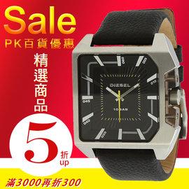 Diesel 國際品牌型男特工 腕錶DZ1400 貨 另類