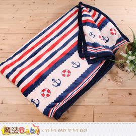 法蘭絨毛毯 150x200cm包邊款 四季毛毯 魔法Baby~w63030