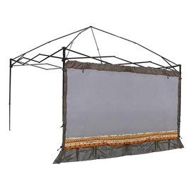 探險家戶外用品㊣23120 OutdoorBase 歡樂 (炊事) 客廳帳專用邊布 - 灰 (附收納袋) 適用23052炊事帳搭配適用