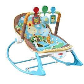 哄睡椅子嬰兒電動搖椅寶寶安撫躺椅兒童搖搖椅搖籃床哄娃睡igo