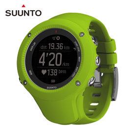 【平行輸入台灣現貨供應】芬蘭 SUUNTO Ambit3 Run 跑者訓練GPS運動腕錶【附心跳帶】跑步•三鐵-萊姆綠