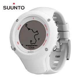 【平行輸入台灣現貨供應】芬蘭 SUUNTO Ambit3 Run 跑者訓練GPS運動腕錶【附心跳帶】跑步•三鐵-白色