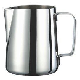 金時代書香咖啡 Tiamo 150cc 全不�袗�咖啡 拉花杯 正^#304 18~8不鏽