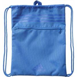 ADIDAS   37 cm x 47 cm 運動束口袋-藍 AY5901