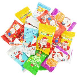 【吉嘉食品】聖誕軟Q糖/聖誕軟糖 600公克155元,另有果維軟糖,柺杖糖{105994:600}