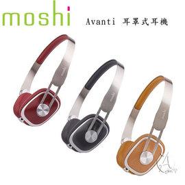 【A Shop】 Moshi Avanti 耳罩式耳機-三色