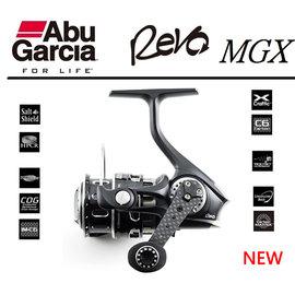 ◎百有釣具◎瑞典ABU Garcia REVO MGX 紡車式捲線器 規格:2500SH 讓全世界的專業釣手也驚呼,超輕量的finess設計