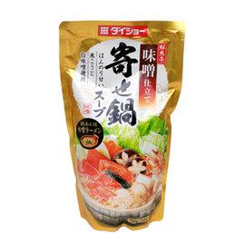 DAISHO 味噌什錦鍋高湯 ^(750g^)