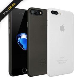 Ozaki O!coat 0.4 Jelly iPhone 8 Plus / 7 Plus 超薄 霧面 透明 保護殼 公司貨