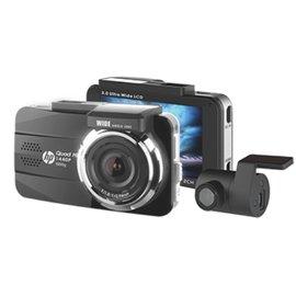 HP惠普 F890G 高畫質前後雙鏡GPS行車記錄器含16G記憶卡 HDR 高動態測光補償