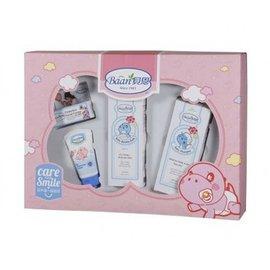Baan 貝恩 嬰兒歡心禮盒/4件組 * 全新包裝,送禮自用兩相宜!!*
