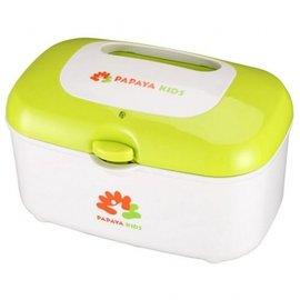 【紫貝殼】『GCH22-9』【 Papaya Kids 馬克文生 】 自動溫控保溫 濕紙巾 加熱器 MVS160004