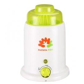 【紫貝殼】『GCH22-6』【 Papaya Kids 馬克文生 】溫奶器 (單支) 配有 簡易 榨汁器 及 小碗 MVS160001