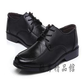 2016 男皮鞋正裝皮鞋真皮透氣英倫系帶男士皮鞋男商務皮鞋