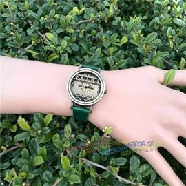 五線譜音符森女森系手錶~~可愛清新 生日  復古 女錶女士