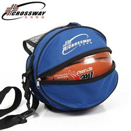 克洛斯威正品籃球袋籃球包訓練單肩包 背包足球包排球包兜網袋