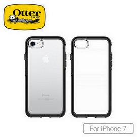OtterBox iPhone7炫彩幾何透明保護殼~極黑水晶 53952