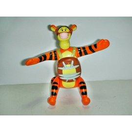 aaL皮商.^(企業寶寶玩偶娃娃^)少見2005年麥當勞發行小熊維尼之長鼻怪大冒險~彈力跳
