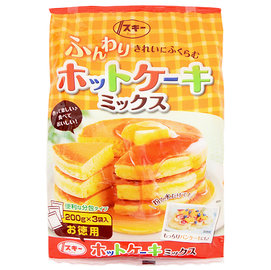 【吉嘉食品】奧本製粉 德用鬆餅粉 1包600公克120元,日本進口,另有森永德用鬆餅粉{4970033281690:1}
