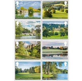 2016 Capability Brown s Landscape Gardens 英國景