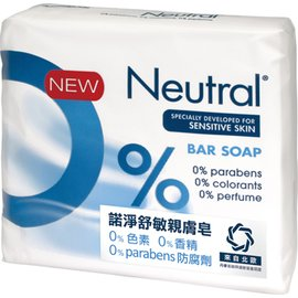 諾淨舒敏親膚皂100g^~2專為敏感肌膚