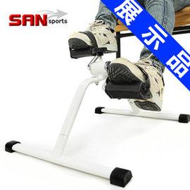 迷你手足健身車^(展示品^) C082~812~~Z單車腳踏器室內腳踏車美腿機 健身器材