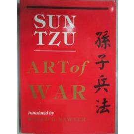 ~書寶 書T8╱原文書_JBY~SUN~TZU ART OF WAR孫子兵法_精平裝:平裝