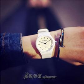 韓國女孩簡約兒童可愛手錶女 原宿 潮流男孩學生石英錶防水
