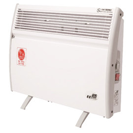 【德國北方】第二代對流式(房間、浴室兩用)電暖器 CN1500