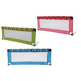 【紫貝殼】『LA33』《 英國 unilove 》折合床圍/床護檔/床欄/床護欄/平板式床圍(綠/粉/藍)【公司貨】