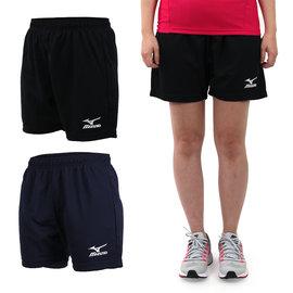 MIZUNO 女排球褲(免運 排球短褲 慢跑 美津濃【04350952】≡排汗專家≡