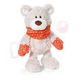 NICI 50cm貝爾托熊坐姿玩偶