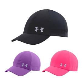 UA UNDER ARMOUR Fly Fast 女訓練帽(慢跑 帽子 防曬【98490432】≡排汗專家≡
