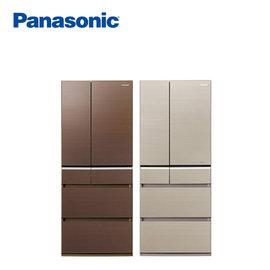 Panasonic 國際牌 608L  變頻六門電冰箱 NR~F611VG~T1 N1
