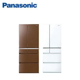 Panasonic 國際牌 555L  變頻六門電冰箱 NR~F561VG~T1 W1