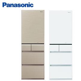 Panasonic 國際牌 430L  變頻六門電冰箱 NR~E431VG~T1 W1