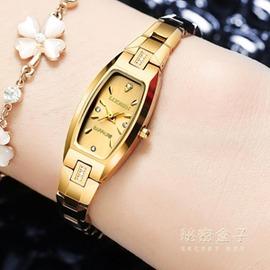 羅賓名錶女士手錶 鎢鋼防水時裝錶 潮流女錶石英錶